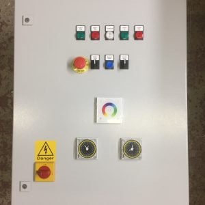 Floating Fountain Control Panels